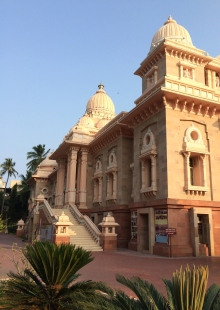 Ramakrishna Ashram in Chennai, India