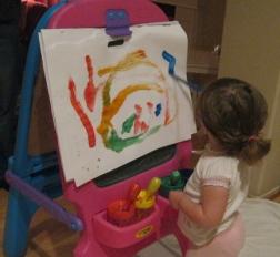 Adyson painting
