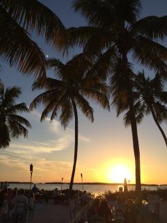Keys sunset. Islamorada