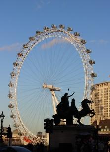 EYE. As in London Eye.